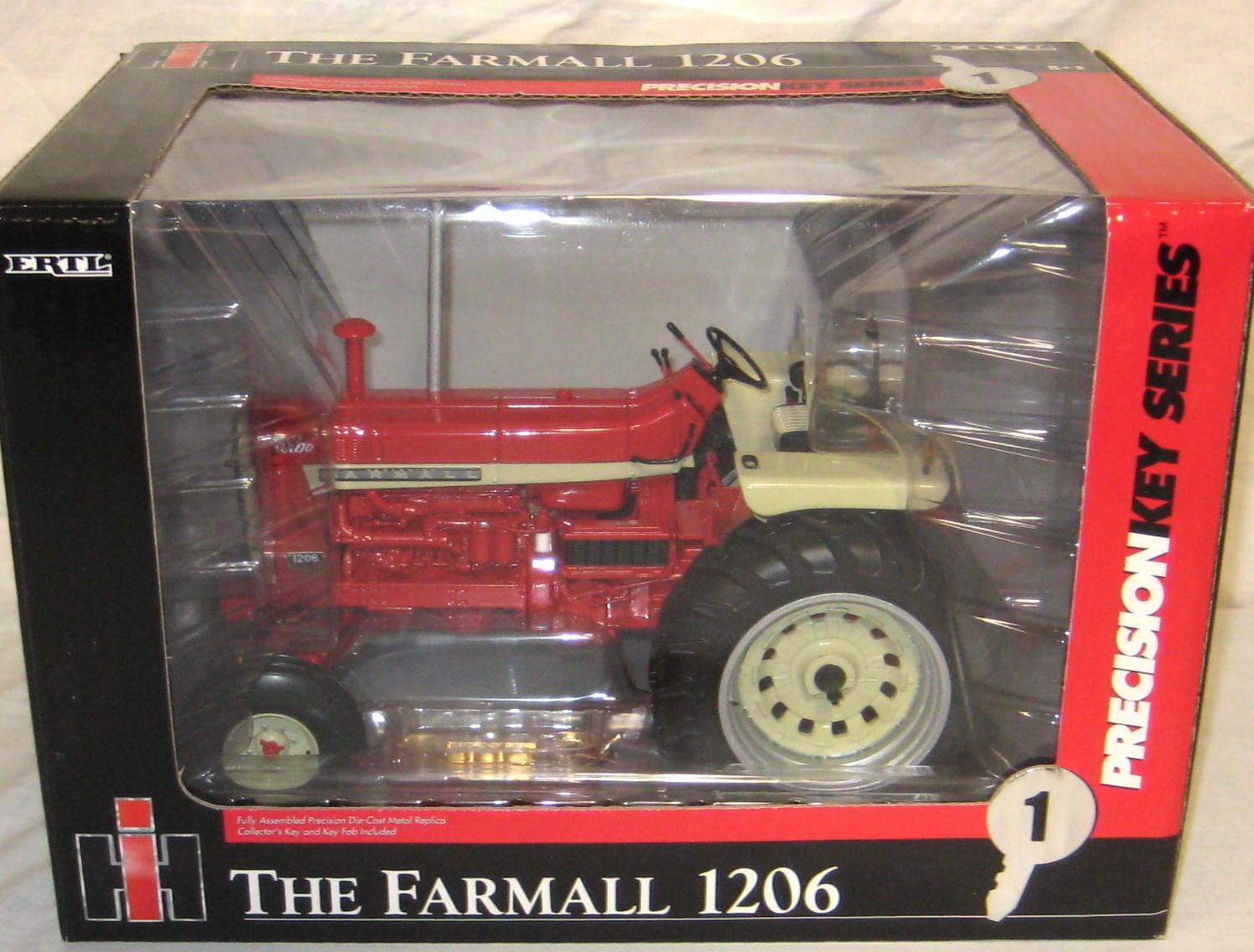 Farm Toy Auction 1206 International Tractor Wiring Jan 2016 Toys 133 224439 Bytes